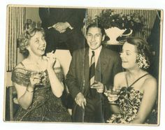 From the archive: a party at Newman Brothers