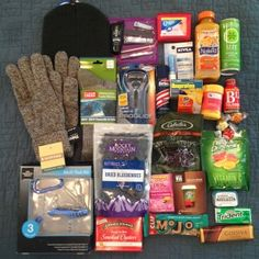 Home Sweet Road | Blessing Bags for the Homeless – Finished Project! (With Winter Items)