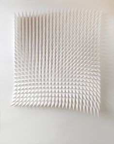 Matt Shlian's Paper Sculptures: every snip and fold is a meditation, paying reverence to the material, its kinetic energy and its infinite potential