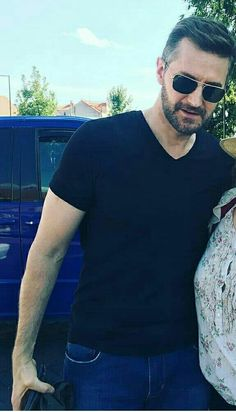 Richard in Hungary for Berlin Station 3