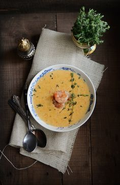 Seafood Recipes - Shrimp Bisque-also other great seafood recipes!