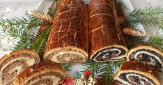Rum, Sweets, Snacks, Baking, Cake, Ethnic Recipes, Dios, Hungarian Recipes, Kuchen