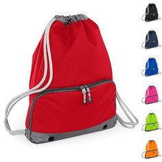 buy now £16.95 Best Gym Bag for Adults and kids and great to use on holiday. Boasts of a large main compartment, wet pocket/shoe compartment and water bottle holder in ...Read More