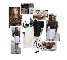 """Nina Dobrev's Street Style!"" by fashioneveryday ❤ liked on Polyvore"