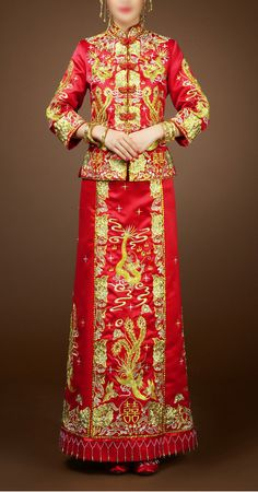 752c104d738 107 Great Chinese Wedding Dress images
