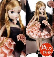 Envío Gratis Kurhn Muñeca china Muñeca Candlelight Dinner Muñeca Barbie Princesa Doll para niñas Juguetes Regalos de los 29CM