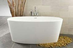 ●Bathtub - Wall surround must be waterproof, options include ceramic tile, plastic laminate and fiberglass.