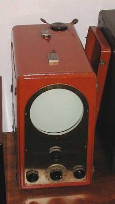 "1949 Tele-Tone 7"" Porthole"