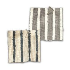 Fabric by the Yard - Painted Stripe #westelm