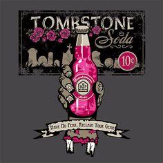 Tombstone perk