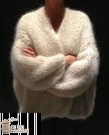 Free_Knittingpattern_Bernadette_vest_at_the_BreiboerderijTejer es 1 pasatiempo muy popular. Free Knitting Patterns For Women, Dou Dou, Angora, Knitting Wool, Wool Yarn, Mohair Sweater, Cardigan Pattern, Knit Vest, Mode Inspiration