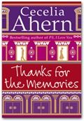 Cecelia Ahern. My absolute favourite writer! Lovelovelove all her books!