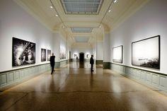 ERCO - Licht ontdekken - Culture - Kunstmuseum Bern, tentoonstelling Industrious
