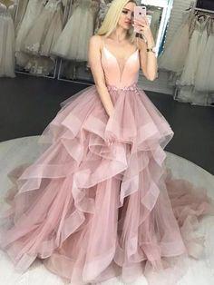 iHAZA Vintage Bowknot V Neck Party Dress Women Swing Prom Evening Mini Dresses