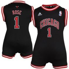 Derrick Rose Baby Clothes