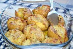 Portugál sült burgonya, ennél gyorsabb és varázslatosabb köret nincs is!