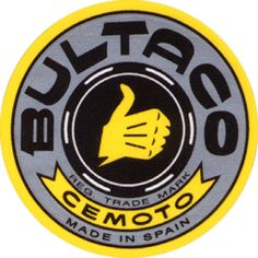 Tralla, Saturno, Junior, Mercurio, Astro, Metralla, Sherpa, 49, Tigre, Suecia, Brinco, Campera, Matador, Pursang, Senior, Metisse, Chispa, Tiron, Lobito, Alpina, Speedway, Bandido, Senior, Caza Récords, Conquistador, Biflecha, TSS, Montjuich, Frontera, Streaker... BULTACO: what else?!