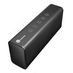 Bluetooth Speakers,TaoTronics 14W Stereo Wireless Portable Speaker Pulse X from Dual 7W Drivers, Strong Bass, High Definition Audio, Built-in Microphone