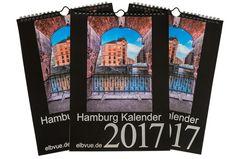 Bezeichnung: 1 Wandkalender A4 Hochformat Matt Marke: fotografiert und hergestellt von elbvue Material: hochwertiges Fotopapier in matt Größe: A4 Hochformat (29,7 x 21 cm) Motiv: Hamburg...