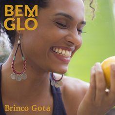 Lindo e estiloso, o brinco gota é tudo de Bemglô! <3 #bemglo #brincogota