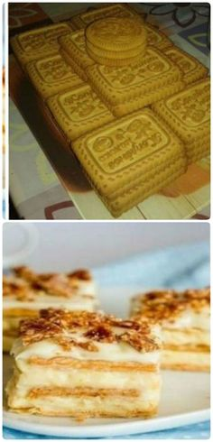 Hungarian Cake, Muffins, No Bake Cake, Food Photo, Waffles, Recipies, Deserts, Dessert Recipes, Food And Drink