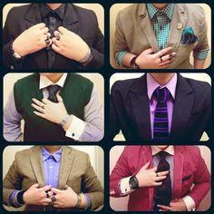shirt and ties [part 3]