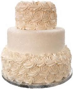 Silver Decorated Wedding Cakes - Yahoo Image Search Results