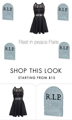 """""""Paris United"""" by cheyanne-lewis ❤ liked on Polyvore featuring moda, AX Paris, women's clothing, women's fashion, women, female, woman, misses i juniors"""
