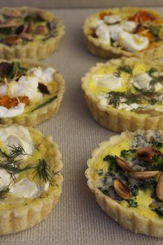 Mini quiches - recipe Homemade - Yvette van Boven