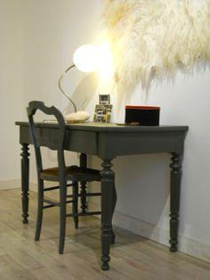 Beautiful grey for old furniture