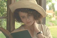 Howards End. Might be my favorite movie of all time. ..... I agree, what a romantic, beautiful movie.