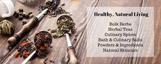 Dried Herbs, Spices, Herbal Teas, and DIY Herb Remedies Supplies Natural Makeup, Natural Skin Care, Herbal Teas, Organic Herbs, Drying Herbs, Alternative Medicine, Sage, The Balm, Herbalism