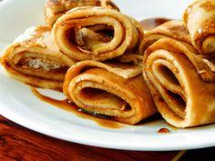 Şilikî ou les crêpes à la kurde Gateaux Cake, Galette, Onion Rings, Apple Pie, Ethnic Recipes, Desserts, Food, Sweet Recipes, Food Porn