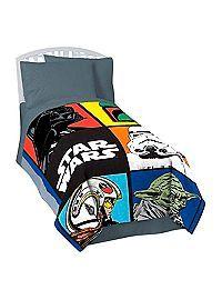 HOTTOPIC.COM - Star Wars Classic Plush Blanket