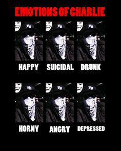 Emotions of Charlie Scene by Wyldfire7 on DeviantArt
