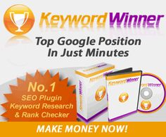 Keyword Winner 3.0 Review - No1 SEO Plugin Keyword Research & Rank Checker http://offer-reviews.com/keyword-winner-3-0-review/