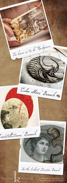 Katherine Richmond Jewellery Artist featured designer on Jewellery Monthly