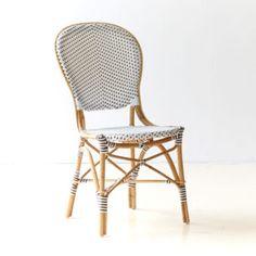 chaise en polypropylène et métal bleue cardiff | maisons du monde ... - Chaise Tulipe Maison Du Monde 2