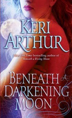 Beneath a Darkening Moon (Ripple Creek Werewolf Book 2) by Keri Arthur http://www.amazon.com/dp/B007WKENH2/ref=cm_sw_r_pi_dp_8N55vb0SNSX88