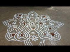 Varalakshmi special //padi Kolam//festival easy rangoli//Pandaga muggulu//45 - YouTube