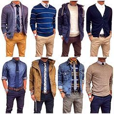 What To Wear For Thanksgiving Dinner For Men 2019 Casual Wear, Casual Outfits, Men Casual, Mode Outfits, Fashion Outfits, Business Casual Men, Herren Outfit, Mens Fall, Men Style Tips