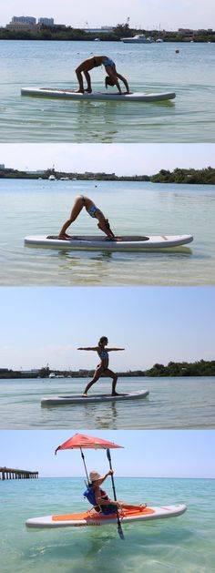 Stand Up Paddleboards 177504: Inflatable Stand Up Paddle Board For Yoga. Very Light And Sturdy. 11 Saturn Sup -> BUY IT NOW ONLY: $349.0 on eBay!