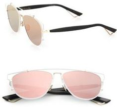 727e2dff83c Christian Dior Technologic 57MM Pantos Sunglasses Christian Dior Sunglasses