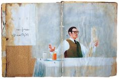 """""""Book"""" by Oliver Jeffers."""