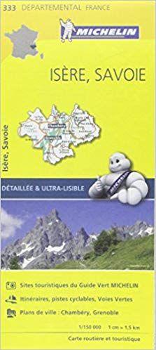 Telecharger Carte Isere Savoie Michelin Pdf Par Carte Routiere Et