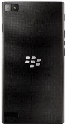Gambar BlackBerry Z3 Jakarta bagian belakang
