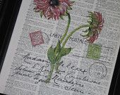 What Can I Do With Old Book Pages? Treasury on Etsy.