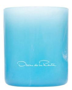 christmas gifts for fashionistas #scentedcandle Oscar de la Renta