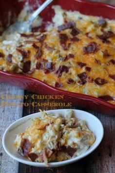 Cheesy Chicken Potato Casserole_recipe
