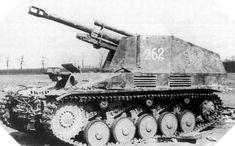 Wespe  SdKfz  124